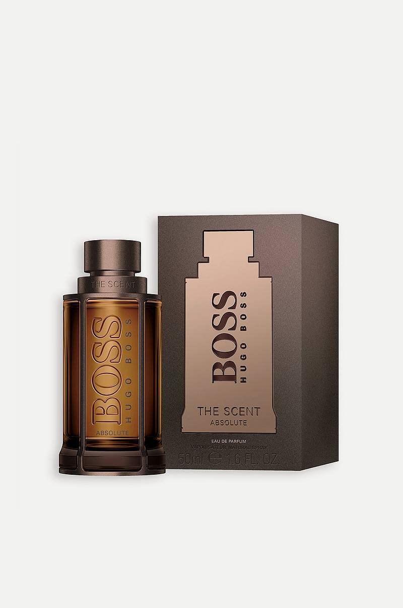 Parfym Boss The Scent Absolute Edp 50 ml