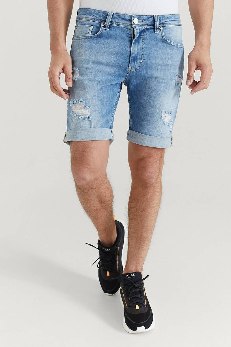 Shortsit Mike Shorts Oceanic blue