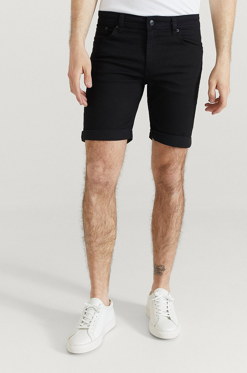 Mike Shorts Black Night