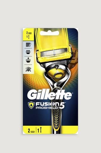 Gillette Fusion Proshield Manual FR Svart
