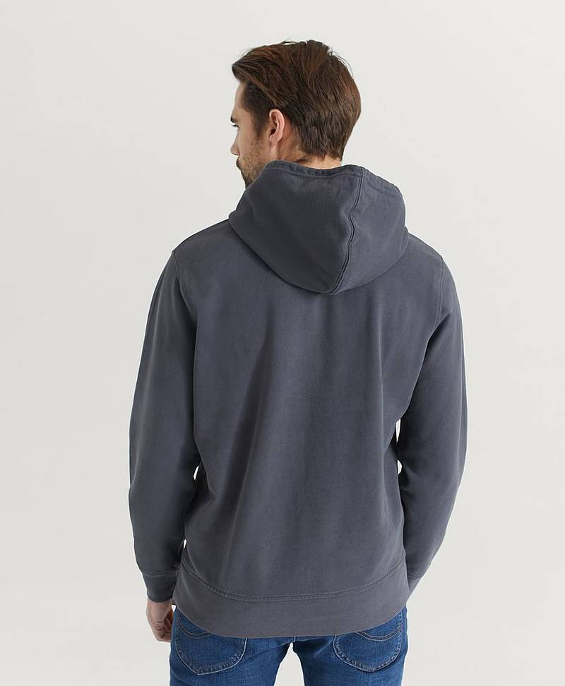Huppari Pieced Pullover Hoodie Pieced