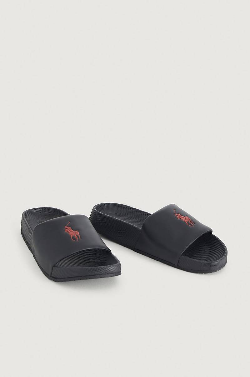Sandaler Polo Sliders