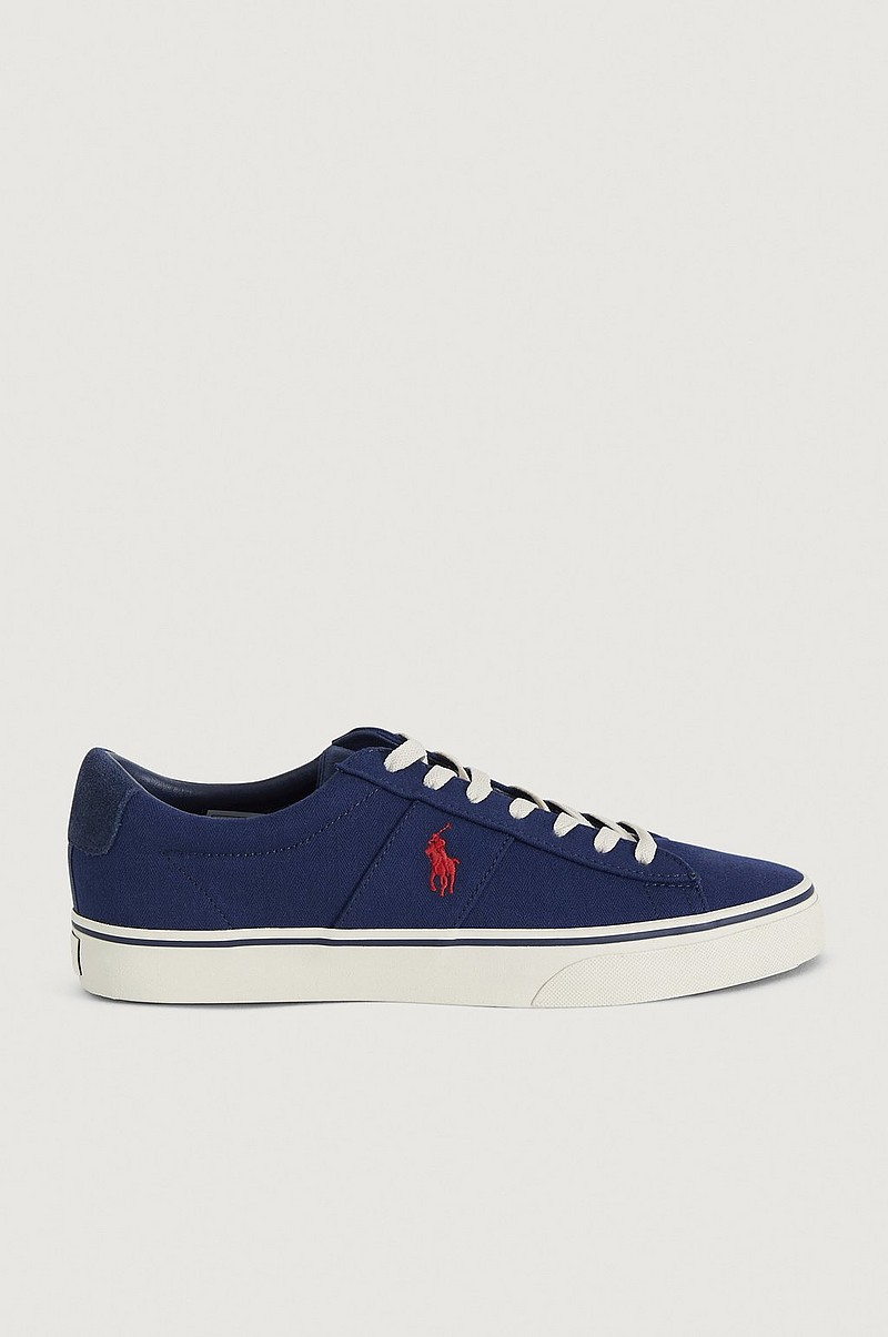 Sneakers Polo Leather Sneaker