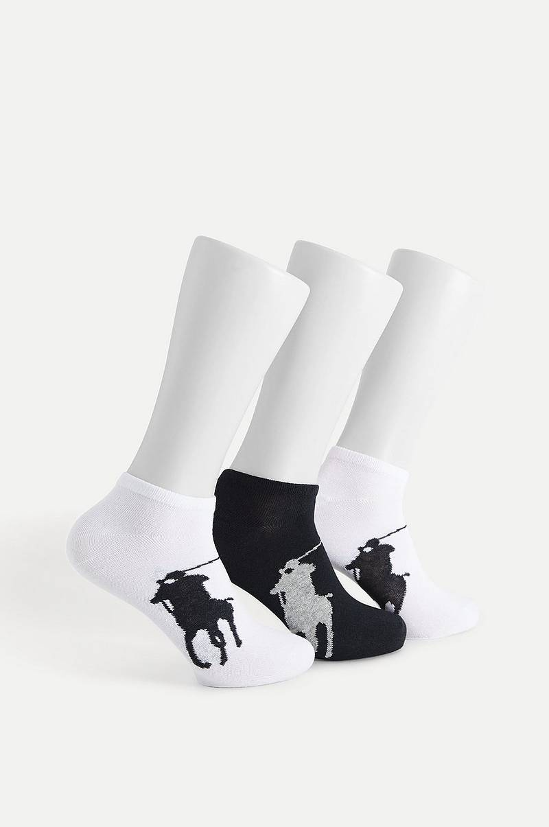 Sokker 3-pk Big Pony Sock