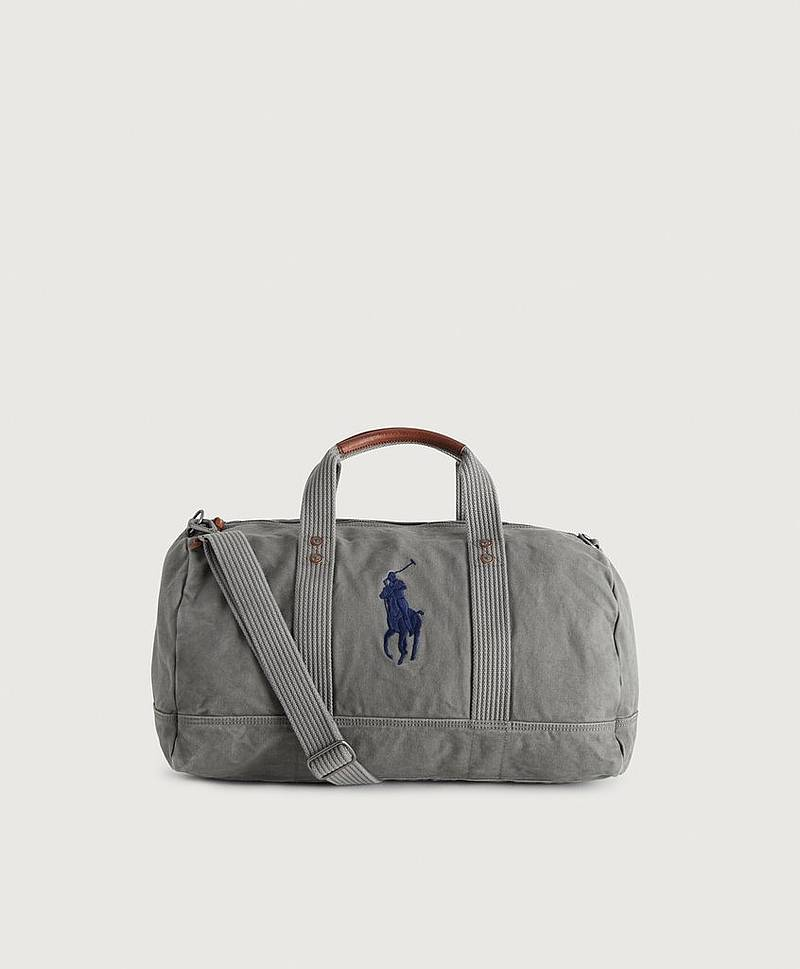 Weekendbag Canvas Duffel Bag
