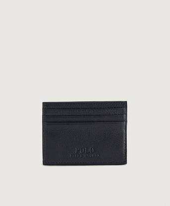 Ralph Lauren Plånbok Card Holder Svart