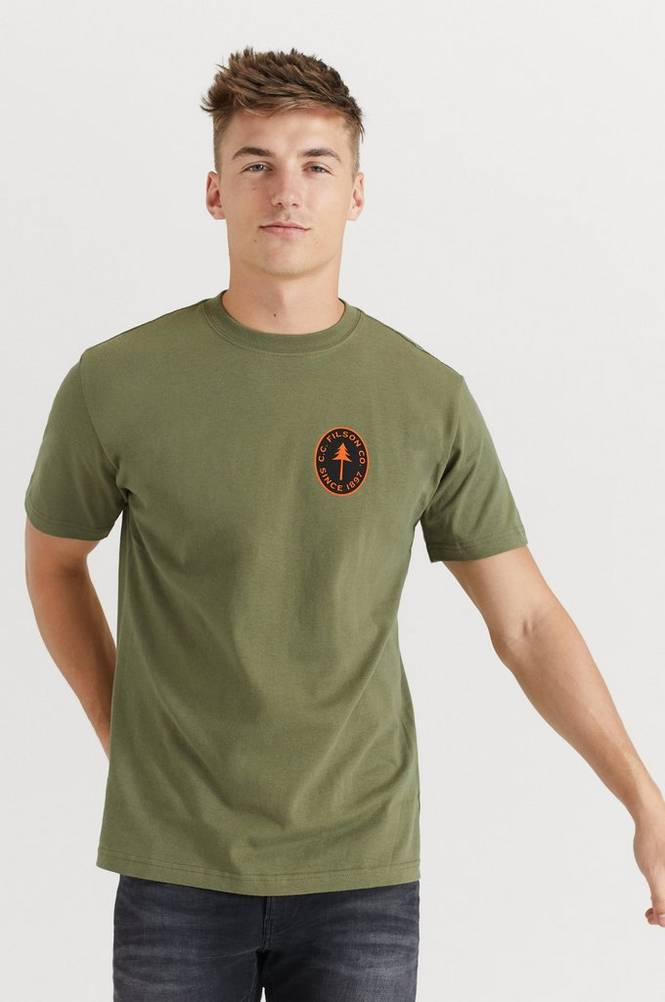 T-paita Outfitter Graphic T-Shirt