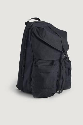 Filson Ryggsäck Ripstop Nylon Backpack Svart