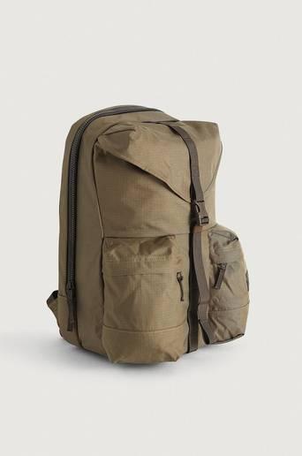 Filson Ryggsäck Ripstop Nylon Backpack Brun