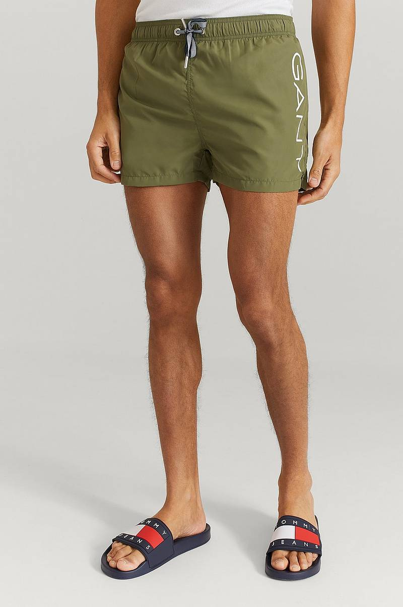 Badeshorts Logo Swim Shorts Lightweight