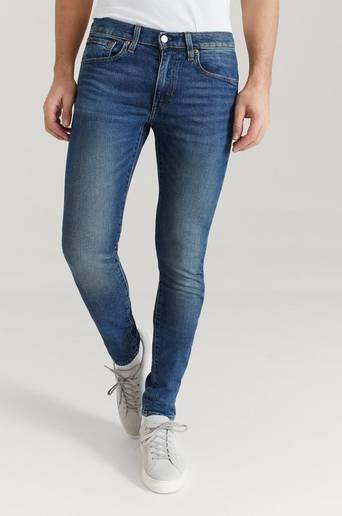 Levi's Jeans Skinny Taper Stylo ADV Blå