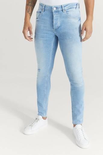 GABBA Jeans Rey K2614 Summer Lt Blå
