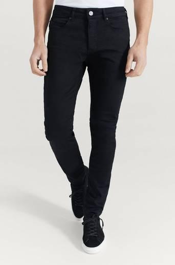 GABBA Jeans Rey K1535 Black Night Svart
