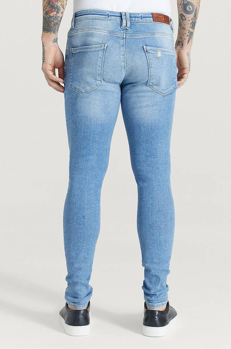 Jeans Iki K3425 Stain