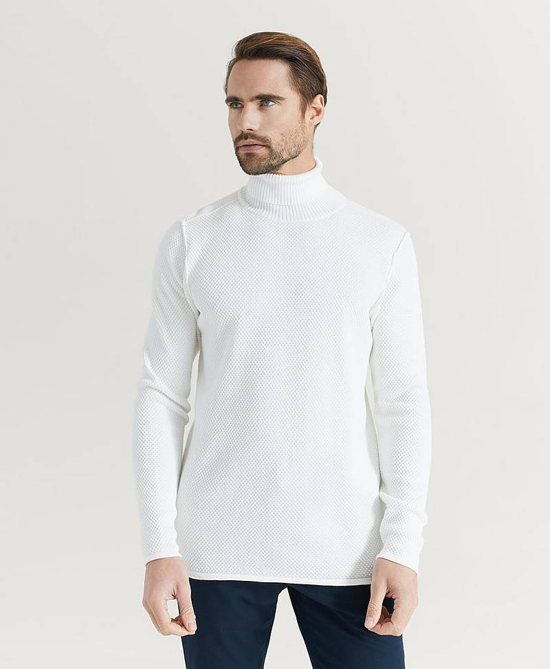 Polotröja Ford Rollneck Knit