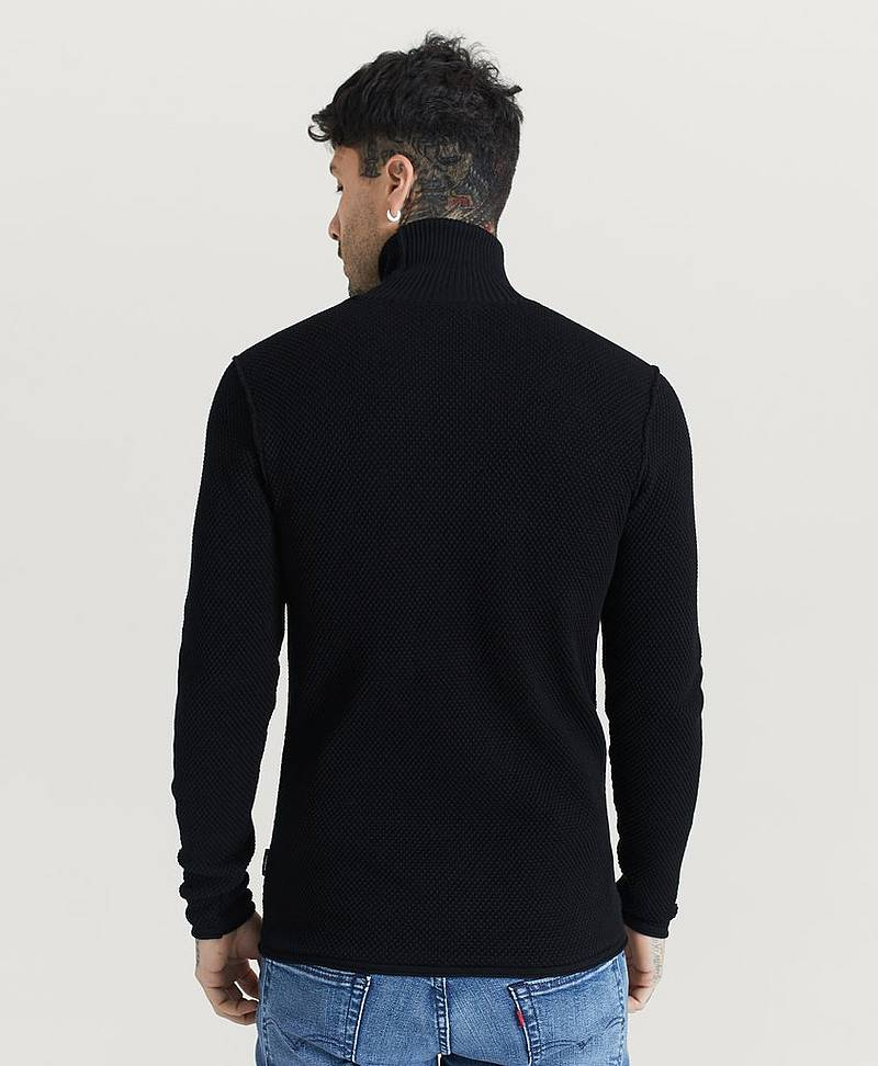 Pologenser Ford Rollneck Knit