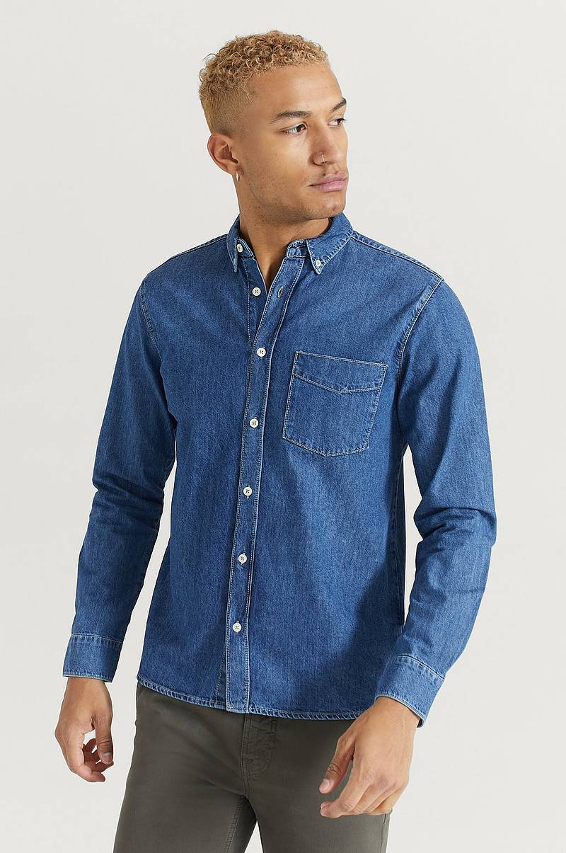 Denimskjorte Ranger Denim Shirt