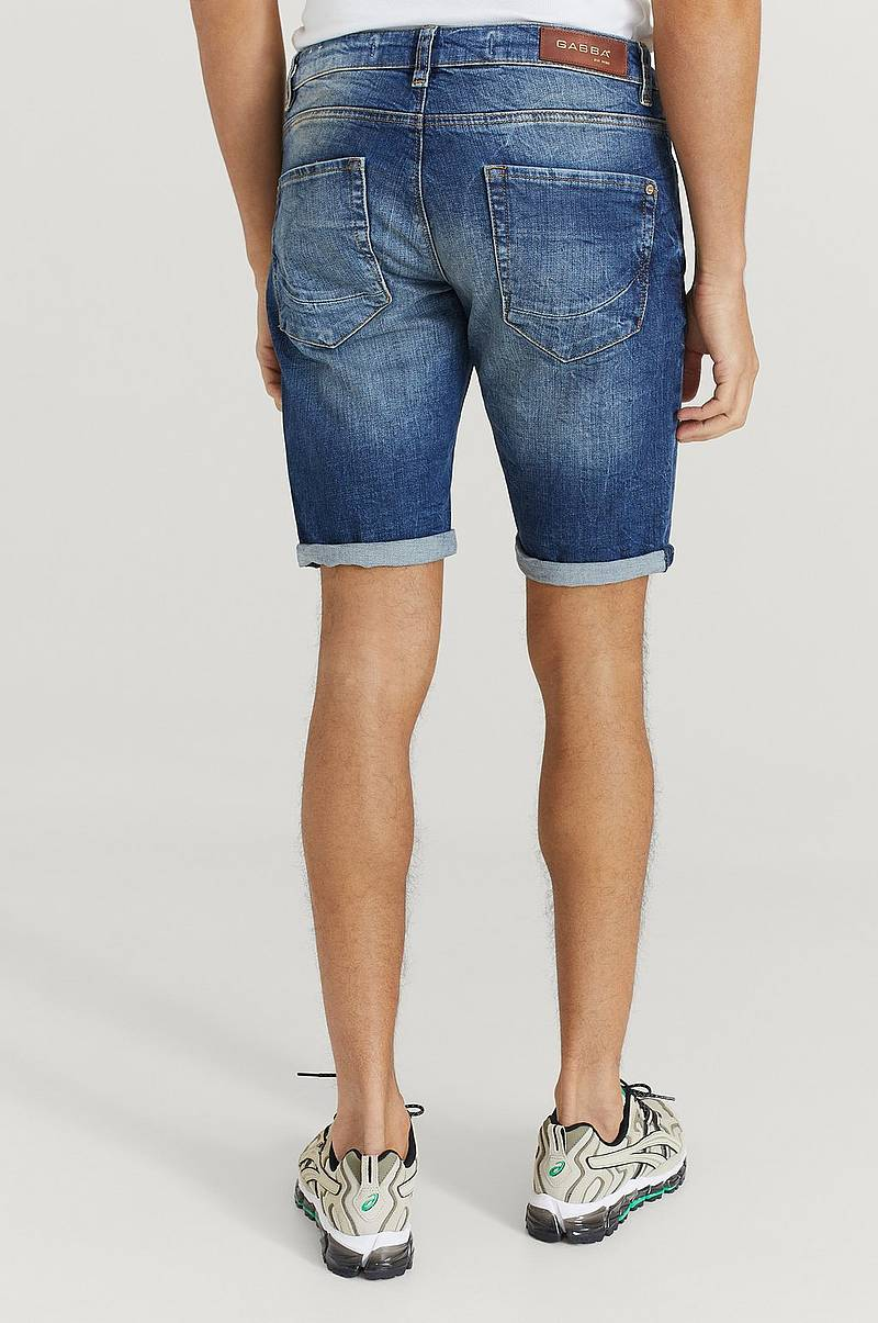Jeansshorts Jason K3145 Destroy Shorts