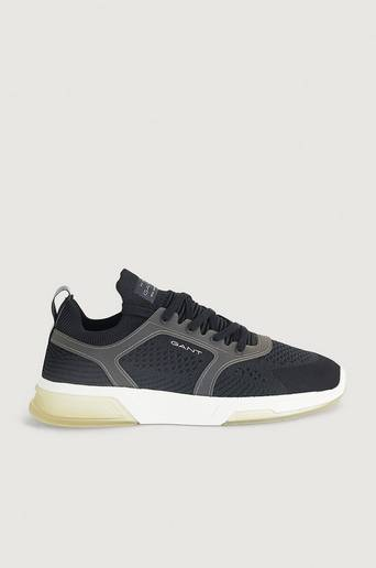 Gant Sneakers Hightown Sneaker Svart  Male Svart