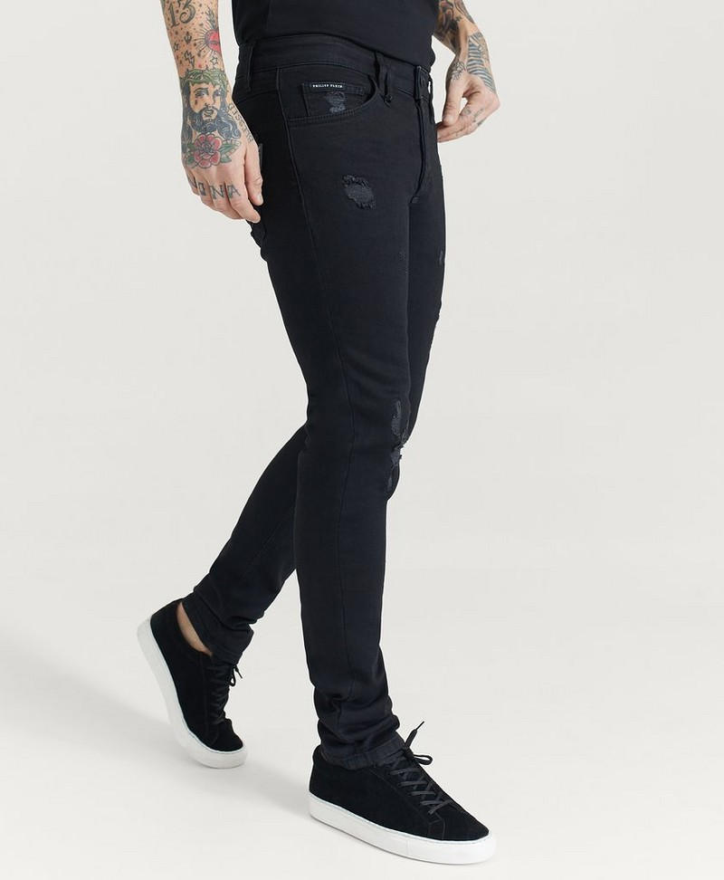 Jeans Super Straight Cut