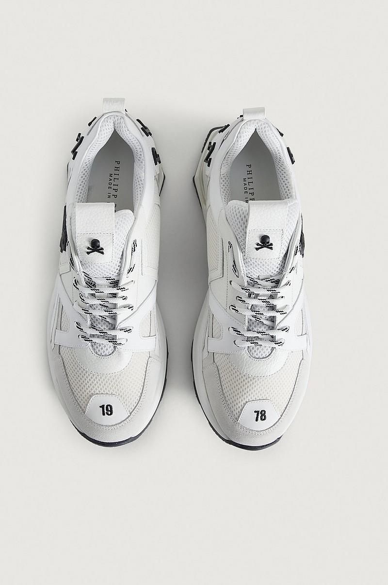 Philipp Plein Sneakers Runner Vit Skor Stayhard.se