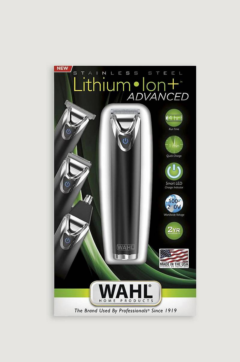Stainless Steel Li+Advanced Trimmer