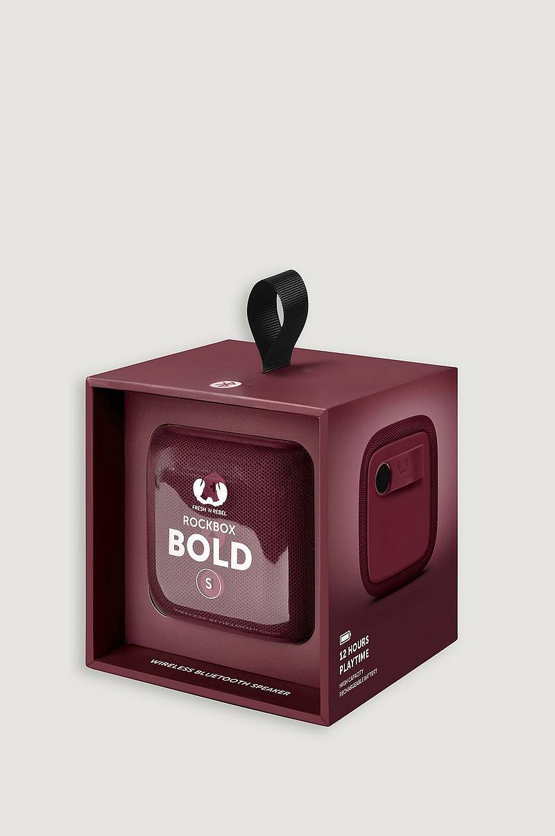 Rockbox BOLD S Ruby Red