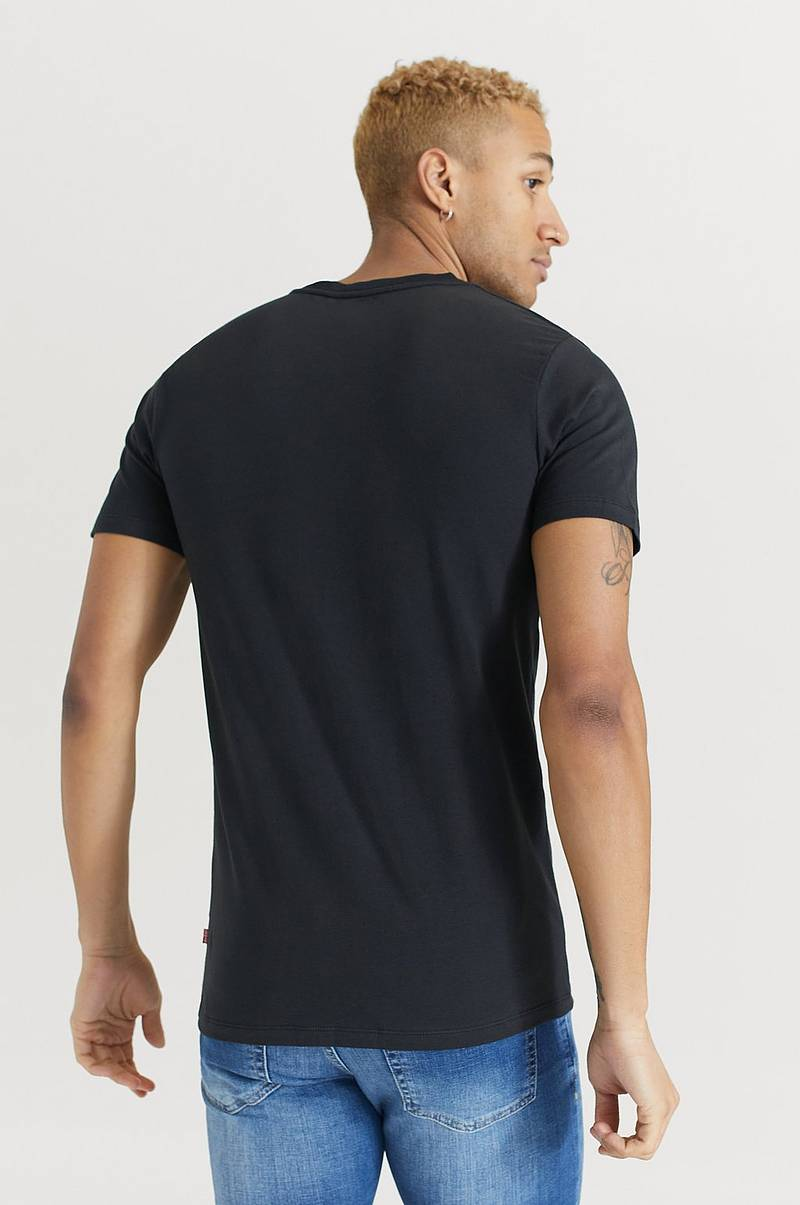 T-shirt Levi's Men V-neck 2-pk
