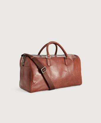 Saddler Weekendbag Henry Brun