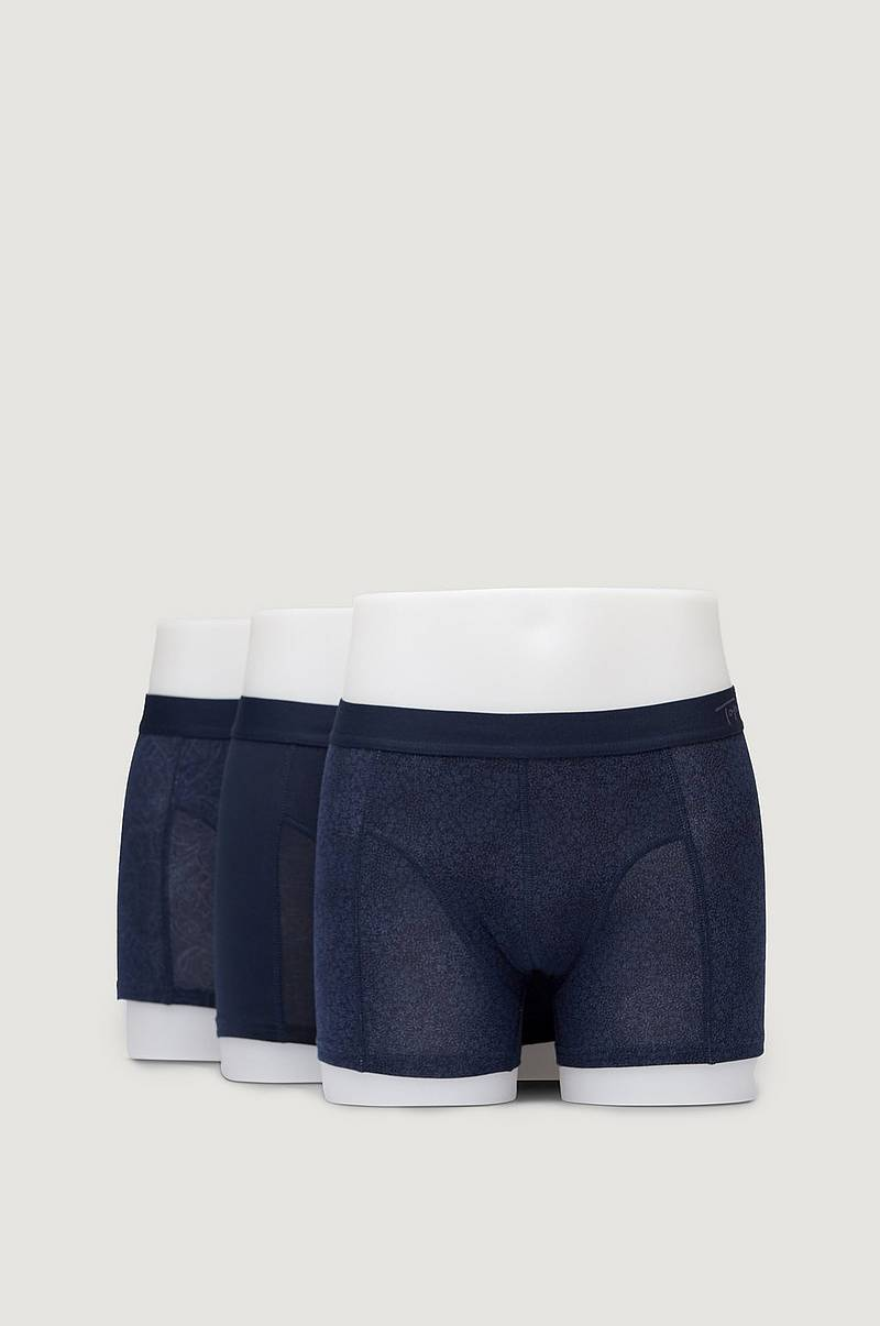 Bokserit 3-pack Boxer Pattern