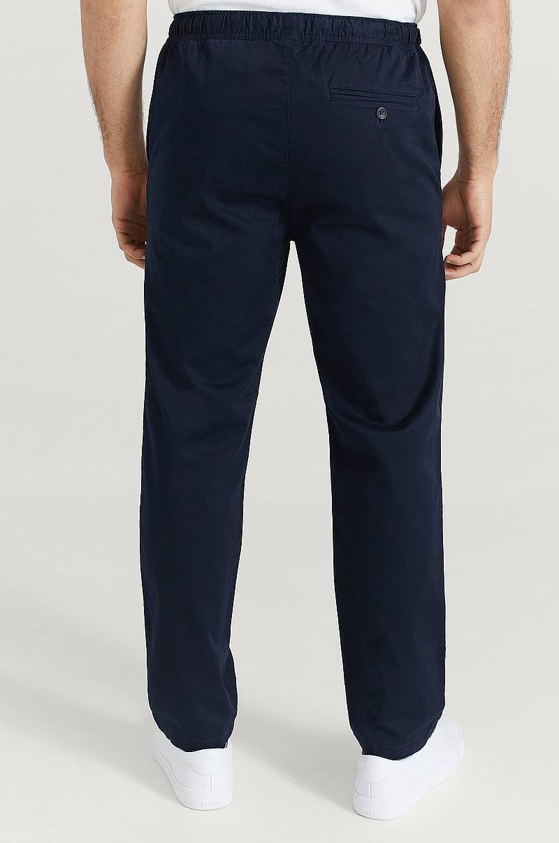 Housut M. Theo Trouser