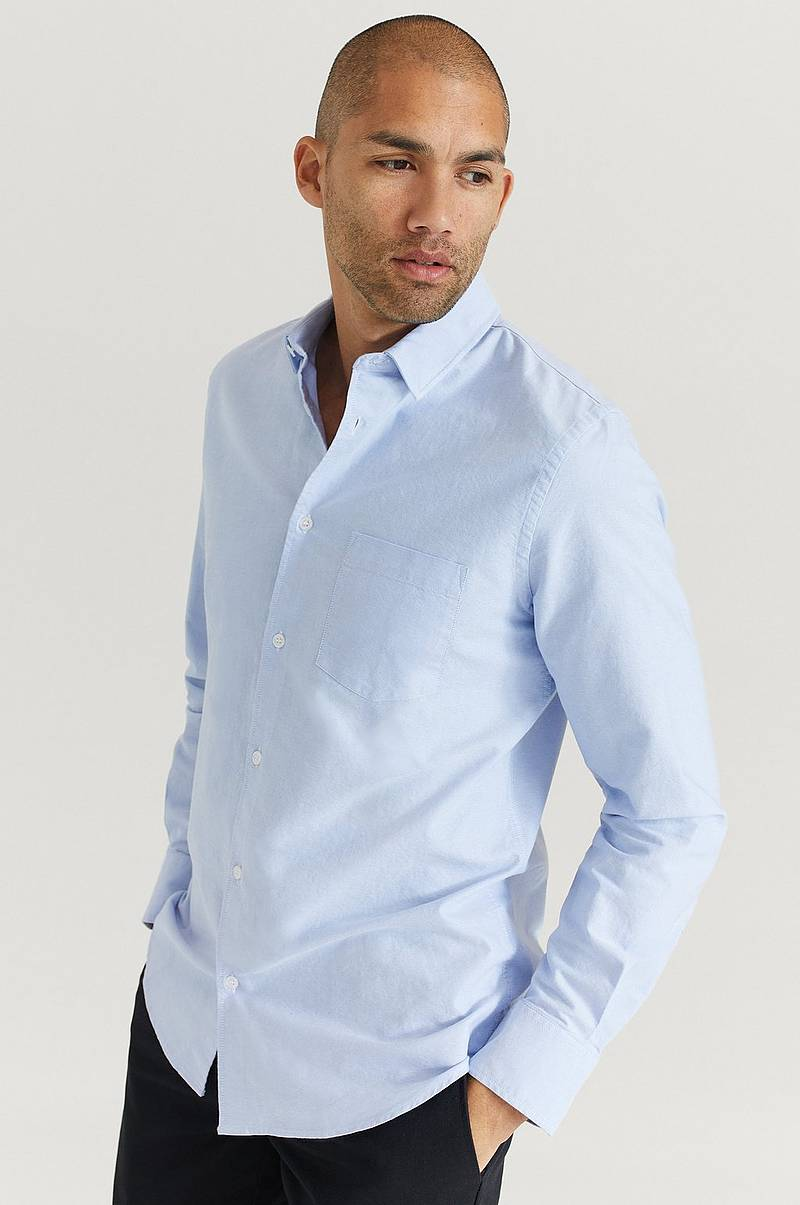 Skjorta M. Tim Oxford Shirt