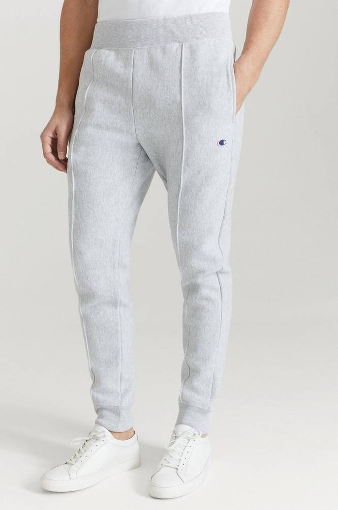 Collegehousut Rib Cuff Pants