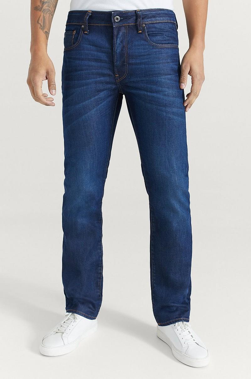 Tru Luxe Jeans Womens Bordeaux Straight Leg Jean