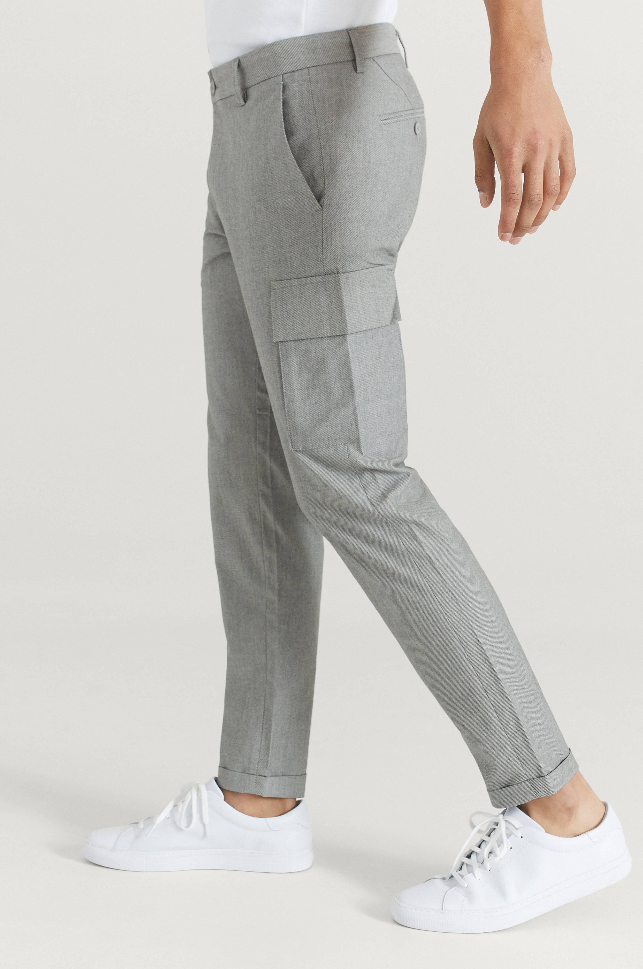 JUNK de LUXE Bukse Stretch Cargo Club Pants