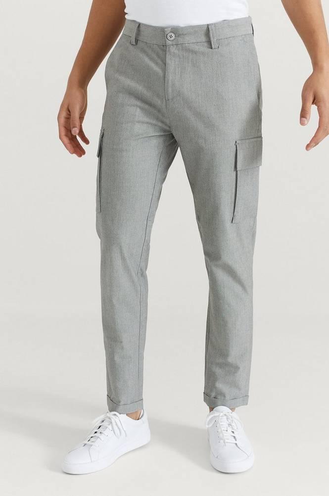 Housut Stretch Cargo Club Pants