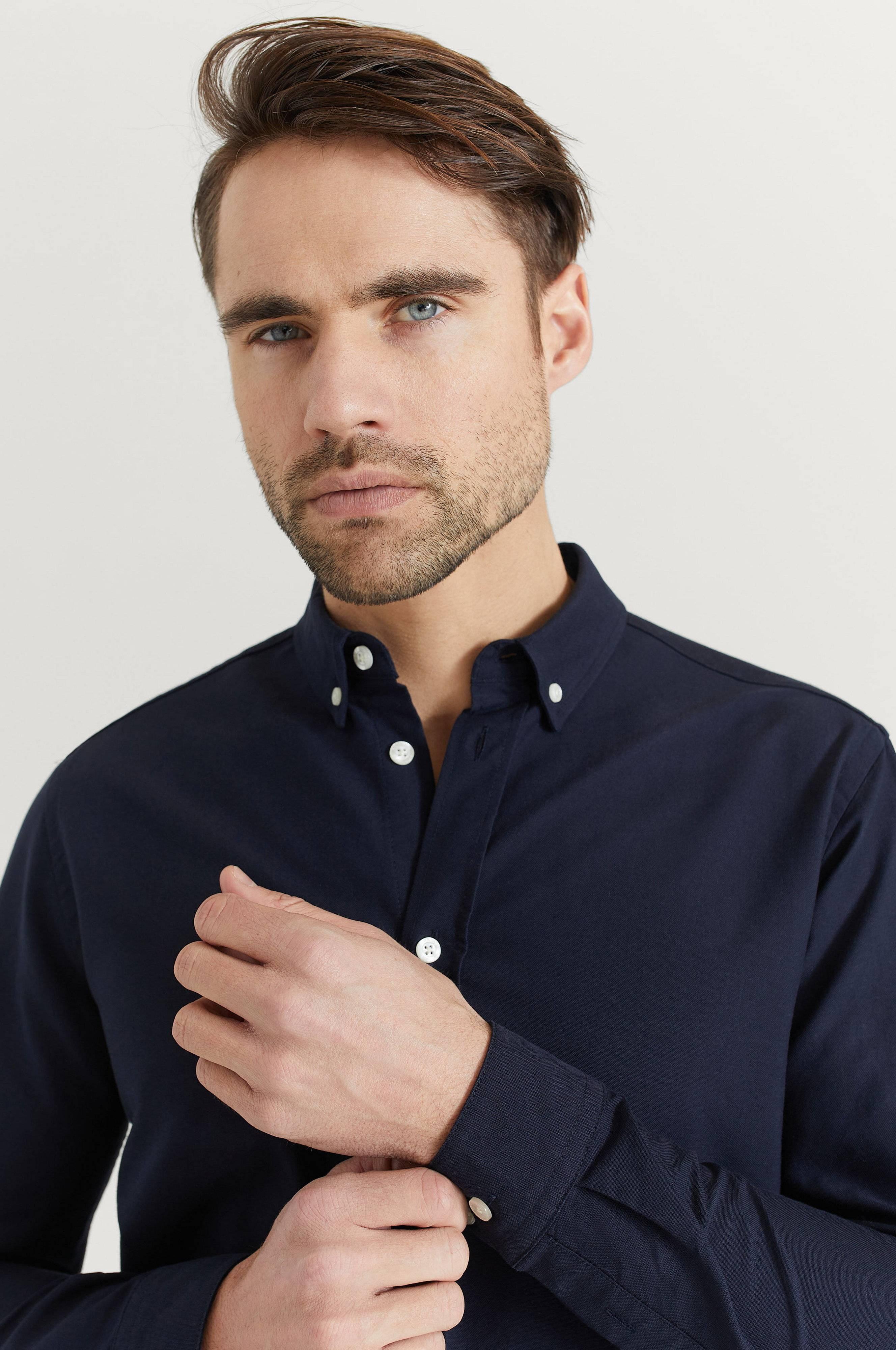 Liam BX Oxford Dark Sapphire