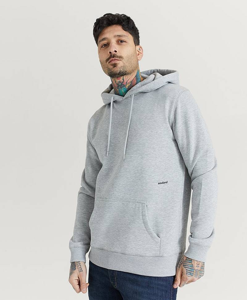 Huppari Logic Fall Wallance Hooded Sweat