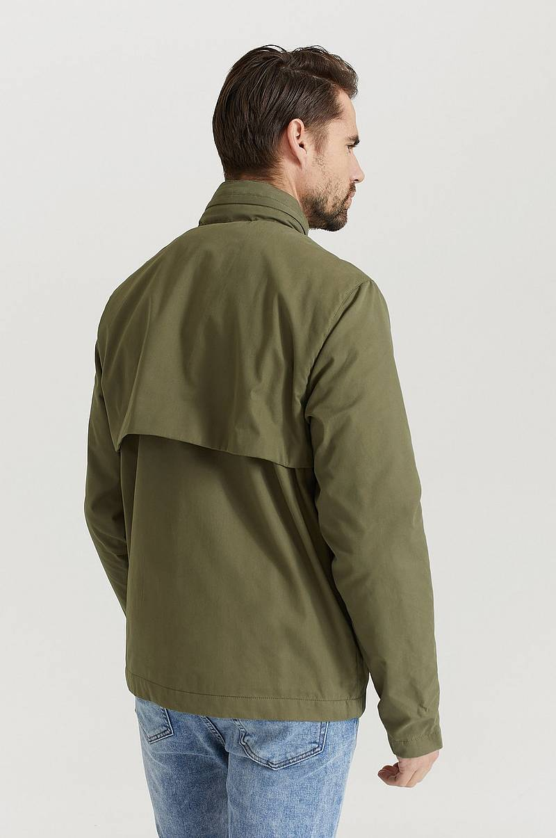 Jacka Lightweight Funnel Neck Jacket