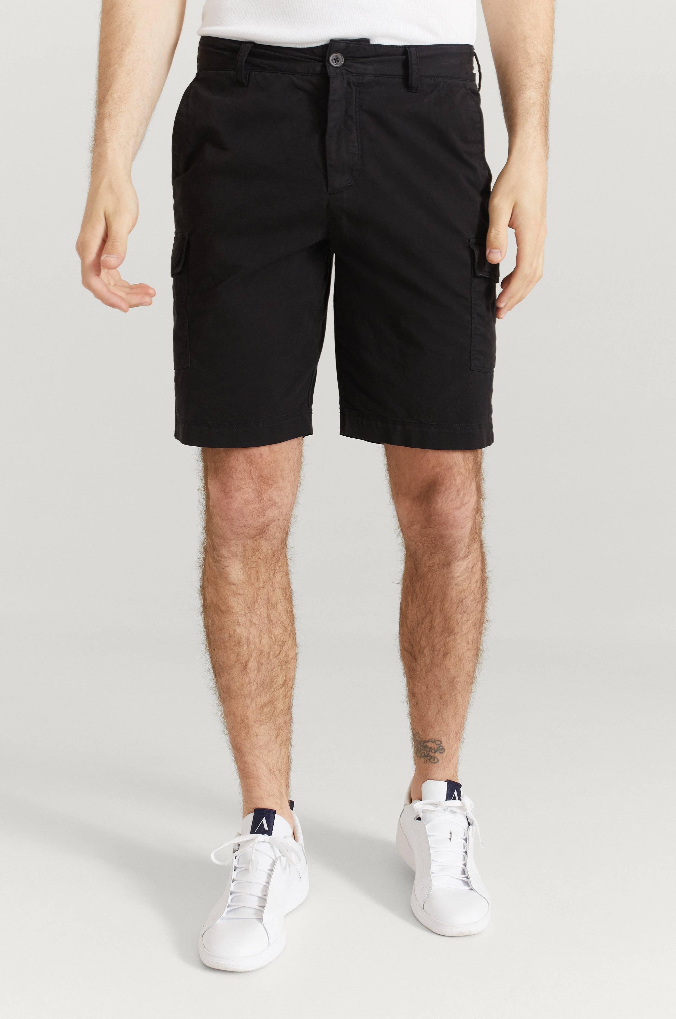 Lyle & Scott Shorts Cargo Shorts Svart