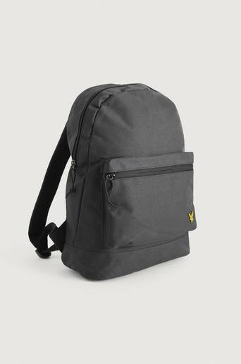 Lyle & Scott Ryggsäck Backpack Svart