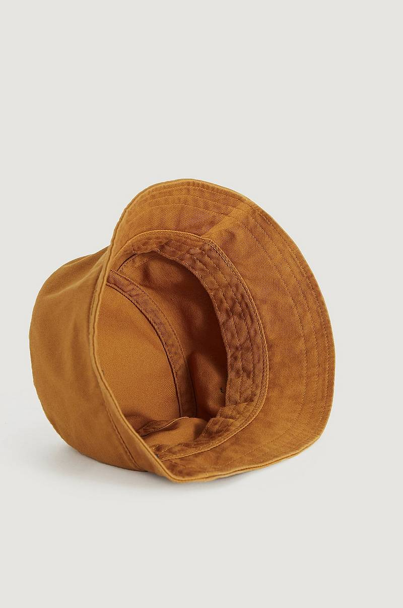 Hatt Cotton Twill Bucket Hat