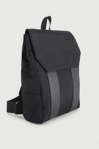 Steele & Borough Ryggsäck The Freedom Backpack Svart