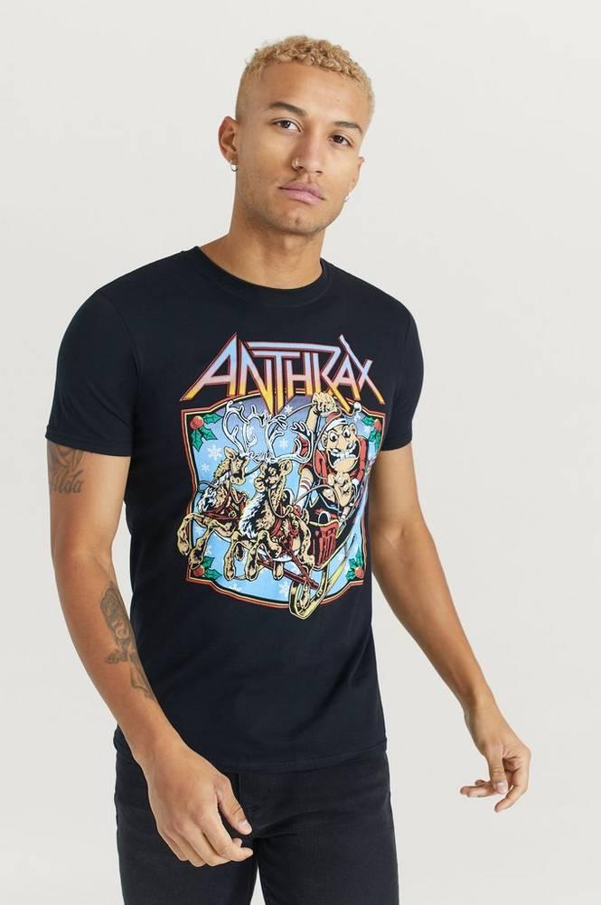 T-paita Anthrax Tee