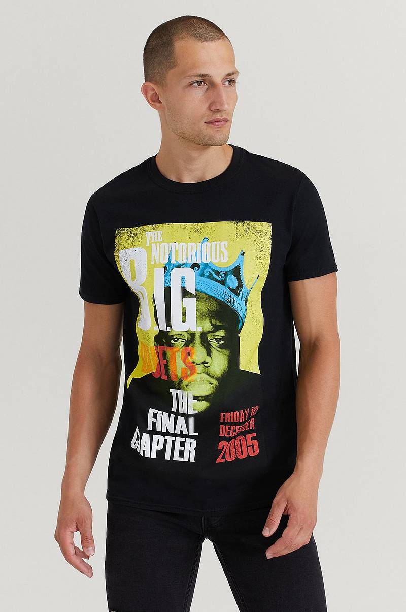 T-shirt Biggie Smalls Tee