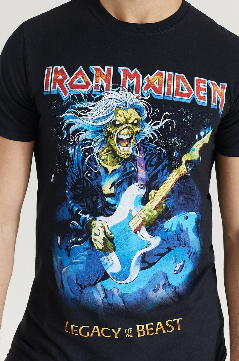 T-shirt Iron Maiden Tee