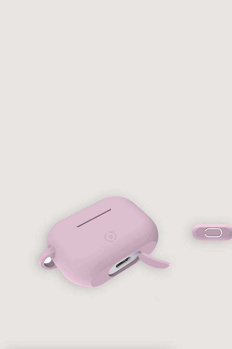 Airpods Pro skyddsfodral Rosa