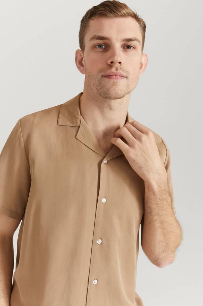 Lyhythihainen kauluspaita Clark Shirt
