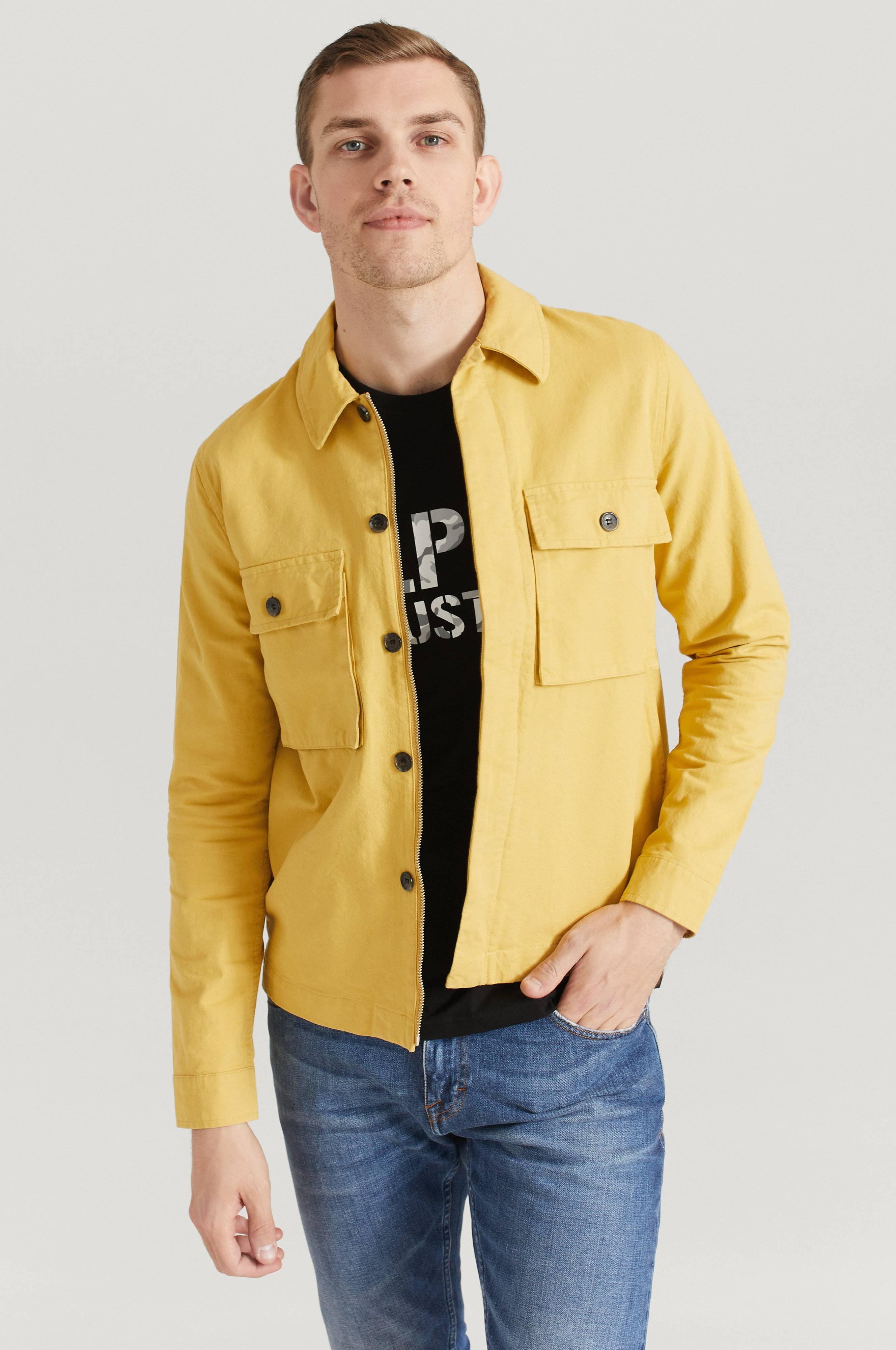 Legends Overshirt Monterey Overshirt Gul