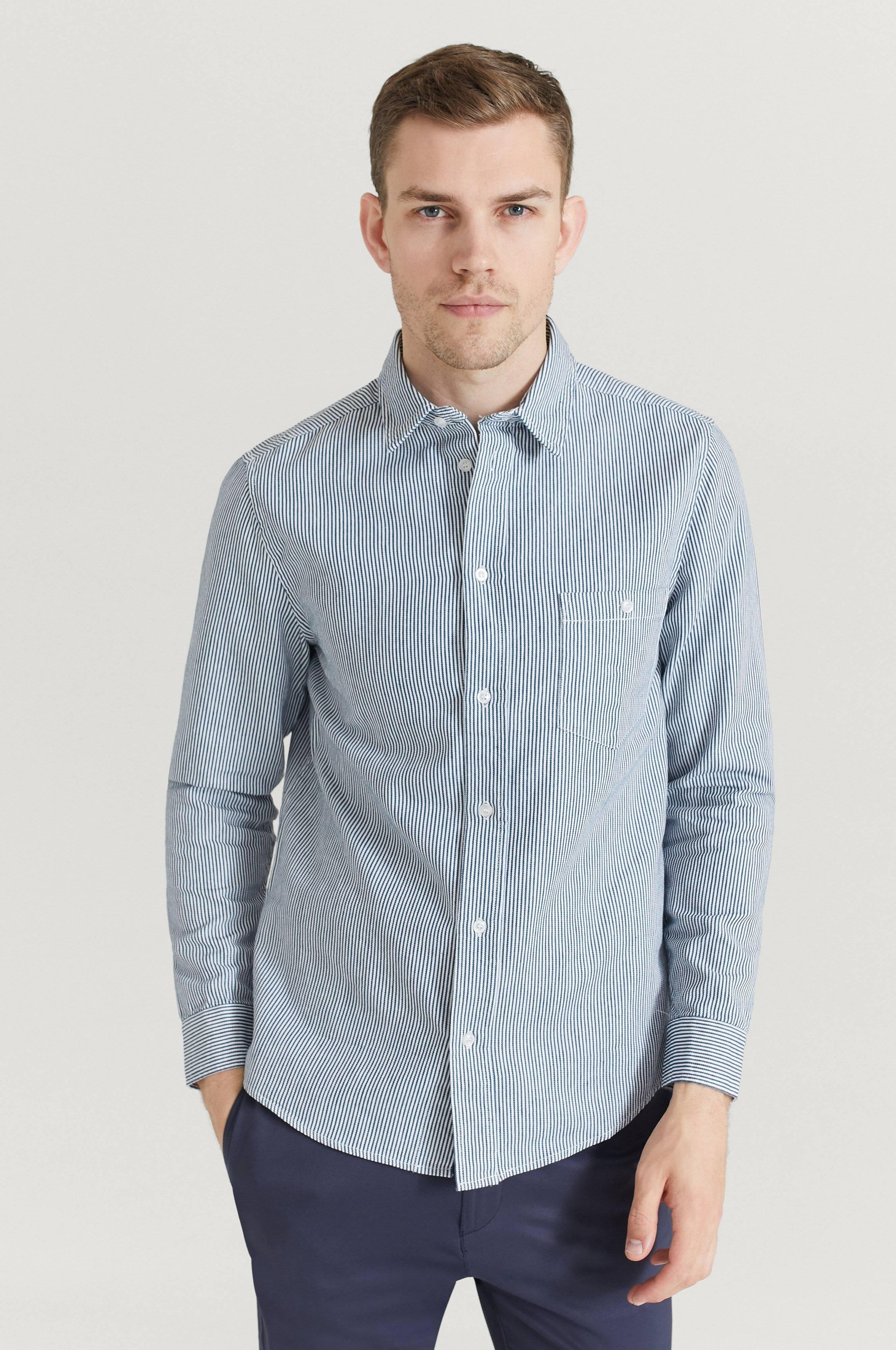 Legends Skjorta Odessa Shirt Blå